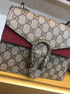 Bolsa Gucci dionysus bag