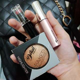 BRAND NEW AND AUTHENTIC MAKEUPS!!