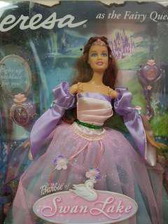 Babydoll Teresa as the Fairy Queen