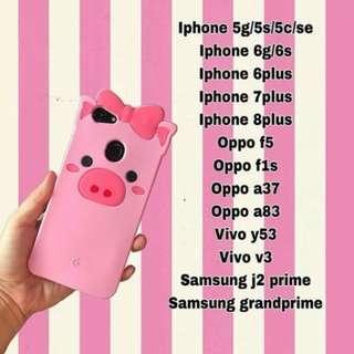 PIGGY PHONE CASE