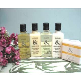 L'Occitane Bath Set