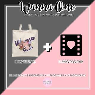 Wanna One Fankit ; World Tour in KL