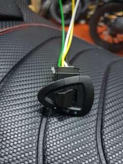 Honda Rs150r Winner Headlight switch on off
