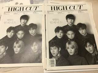 Infinite high cut 115期