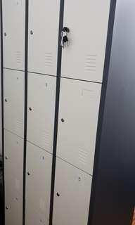 Steel locker 12 door for only php 9000