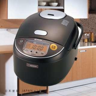 象印 NP-ZF18 壓力IH電鍋 電子鍋 飯鍋 10人份 飯量1公升