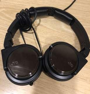 🚚 二手近全新)JVC HA-S500 耳罩摺疊式立體聲耳機