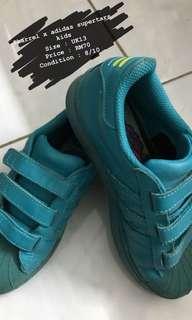 Pharrel x adidas superstar