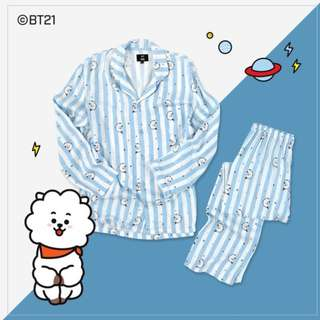 BT21 1 SET PAJAMAS (OFFICIAL-PRE ORDER)