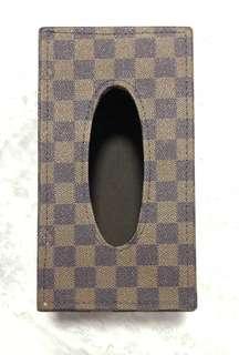Louis Vuitton Tissue Box
