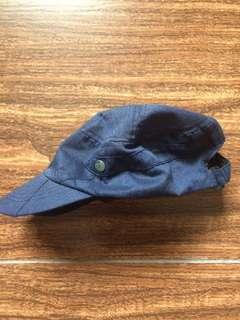 Denim Blue Cap - Penshoppe