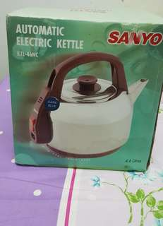 Automatic Electric Kettle...