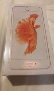 iPhone 6s Plus 32gb globe locked brand new. Price is negotiable.