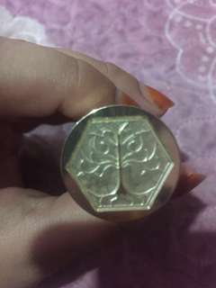 Elyxion wax stamp