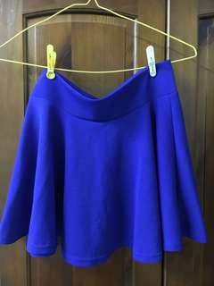 🚚 太陽裙-藍色