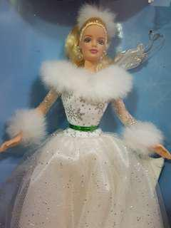 Babydoll Barbie Winter Reflecting Limited Edition