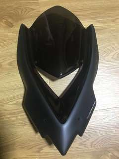 Z1000 Puig Windshield