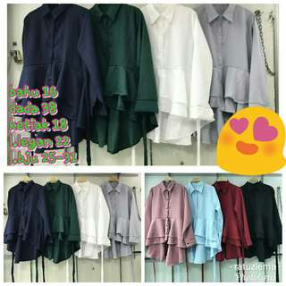 New blouse/kemeja