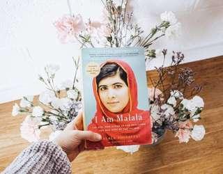 ✨ i am malala - malala yousafzai [brand new]