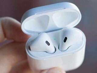 Wireless Earphone Chargeable