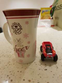 Coffee bean Drinking cup