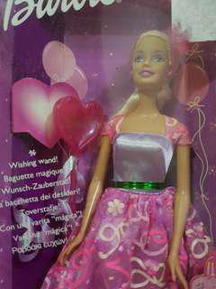Babydoll Barbie Birthday Dreams