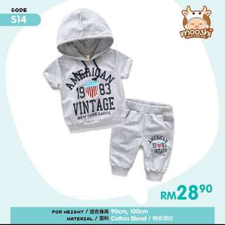 Kid's clothing set