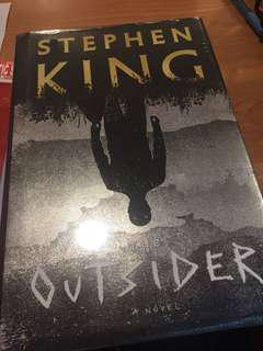 Stephen King- The Outsider