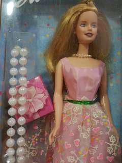 Babydoll Barbie Birthday