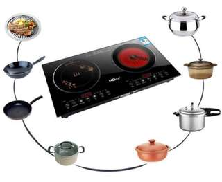DEAL🔥! Ceramic Induction Cooker! :)
