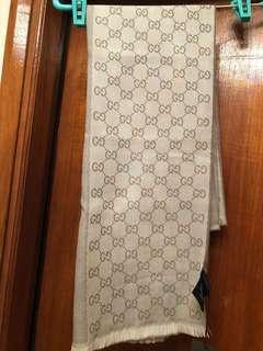 Gucci Scarf 披肩 頸巾