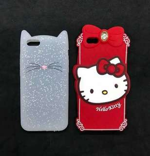ASSORTED PHONE CASES for Iphone 6g/6s ONLY!