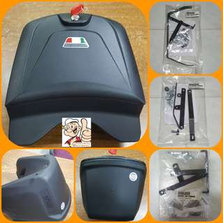 1307**--Givi Front Box G10N With Key Lock...Yamaha Sniper, Yamaha jupiter, Spark, Yamaha 125Z, Yamaha Sniper 150, Honda Wave Etc.