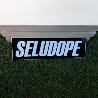 SELUDOPE 💯 sticker