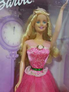 Babydoll Barbie As Cinderella