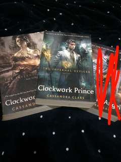The Infernal Devices by Cassandra Clare - Complete