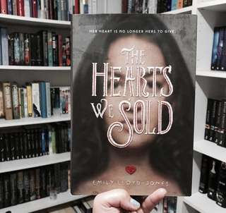 ✨ the hearts we sold - emily lloyd-jones [brand new]