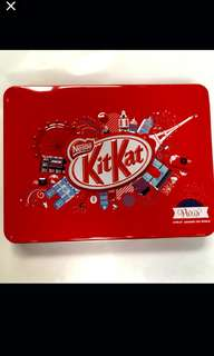 Kit Kat collector's edition