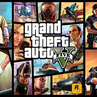 GTA V Rockstar Key
