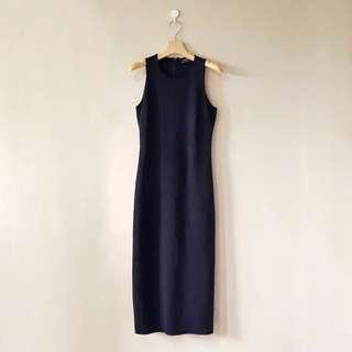 Cut Out Trim Maxi Dress