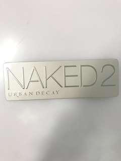 Eyeshadow pallete naked 2