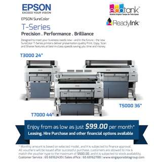 Epson / Plotter / Printer / MFP