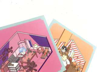 bts japan 4th muster postcards