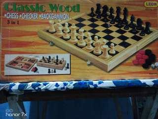 3 in 1 Board game