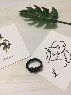 ❣️ Beads ring