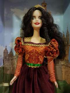 Babydoll Barbie Doll of the World (The Princess Collection) Limited Editions
