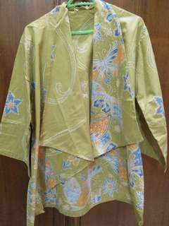 Outer batik kaniz