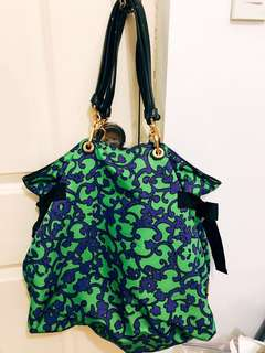 Original Marc by Marc Jacob Tote Green