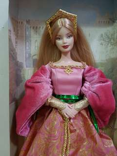 Babydoll Barbie Doll of the World Limited Editions