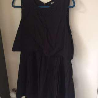 Dotti black dress